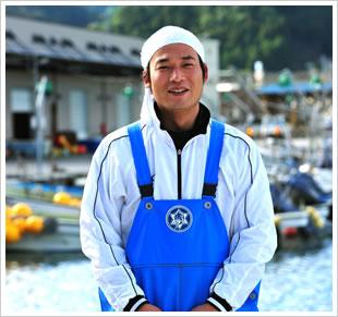 有限会社 ヤマキイチ商店 代表取締役社長 君ヶ洞 幸輝